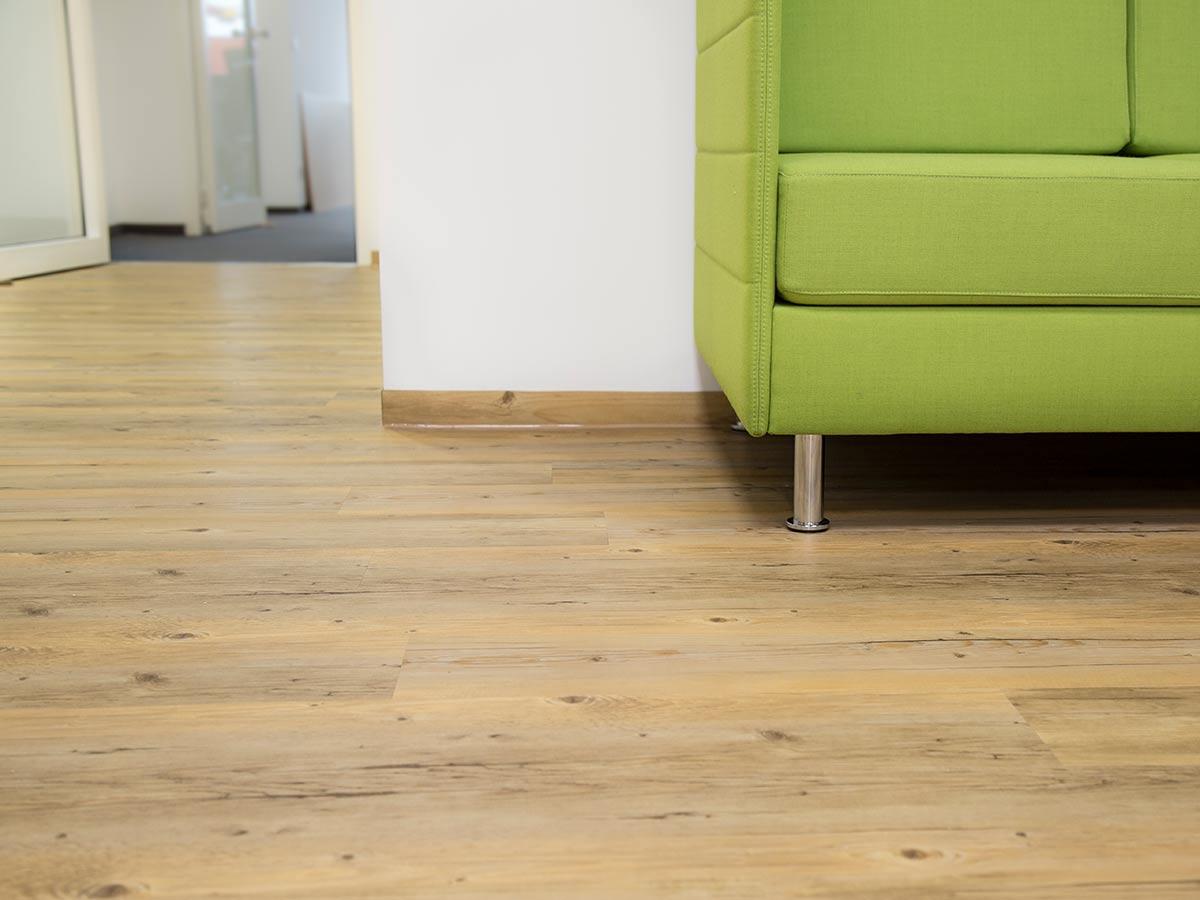 Kühberger GmbH, Bodenbeläge, elastische Bodenbeläge