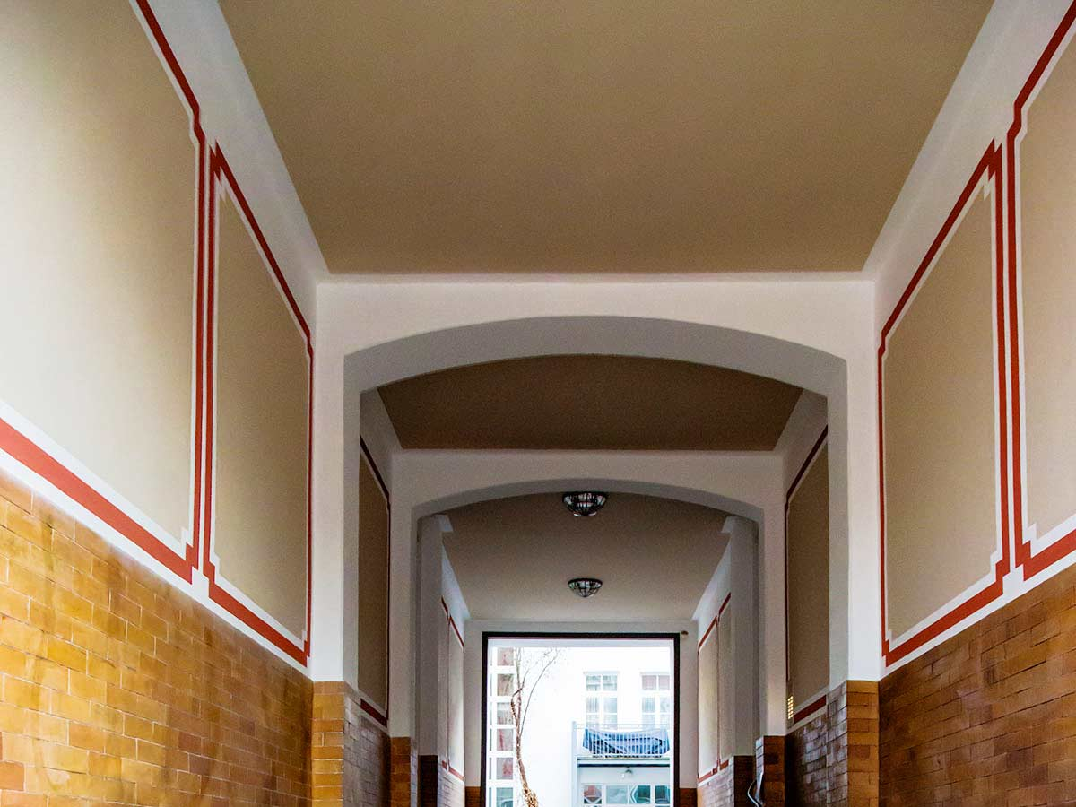 Malerarbeiten, Fassadenrestaurierung, Kühberger GmbH